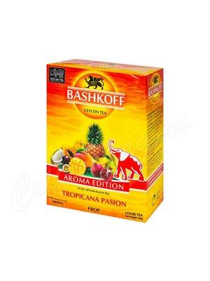 Чай Bashkoff Tropicana Pasion Aroma Edition FBOP черный 100 г