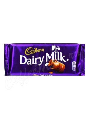 Шоколад Cadbury Dairy Milk Export плитка 110 г