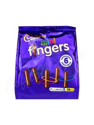Печенье Cadbury Mini Fingers 115,8 г