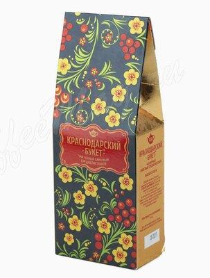 Чай Краснодарский букет черный байховый среднелистовой 100 г