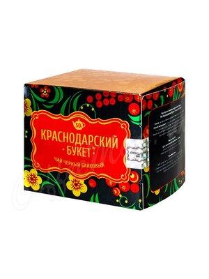 Чай Краснодарский букет Черный байховый крупнолистовой 50 г
