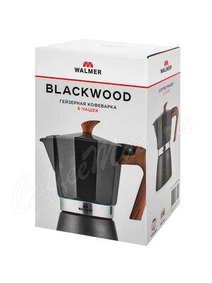 Гейзерная кофеварка Walmer Blackwood на 6 кружек (W37000604)