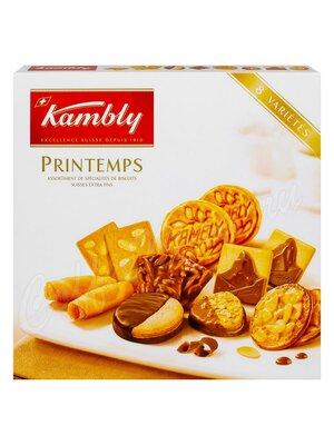 Печенье Kambly Printemps Ассорти 350 г