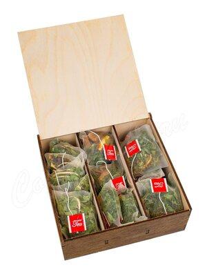 Набор травяных чаев Memories в пирамидках малый 15 шт.