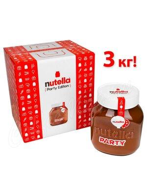 Шоколадная паста Nutella Party Edition 3 кг