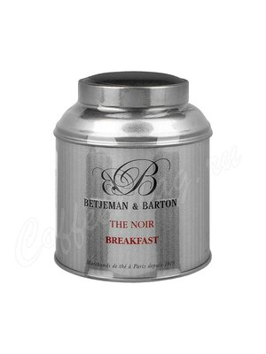 Чай Betjeman & Barton Breakfast черный 125 г