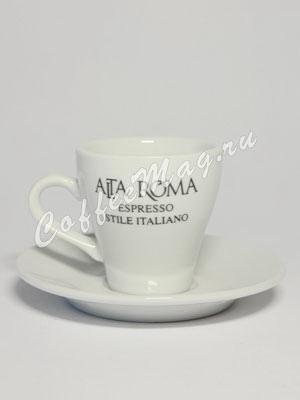 Чашка+Блюдце Alta Roma для эспрессо 70 мл