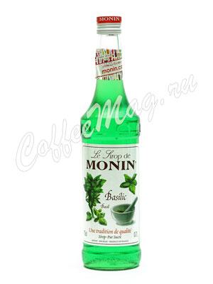 Сироп Monin Базилик 700 мл