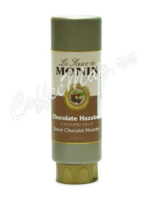 Соус Monin Шоколадно-Ореховый