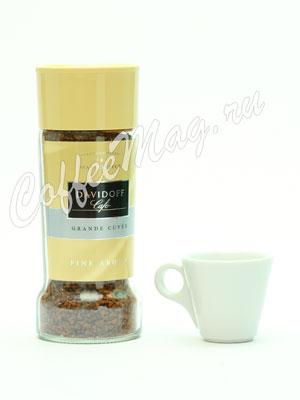 Кофе Tchibo растворимый Davidoff Fine 100 гр