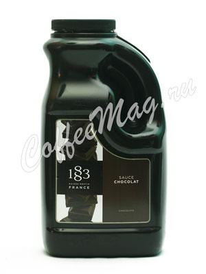 Топпинг Philibert Routin 1883 Черный шоколад 2 литра