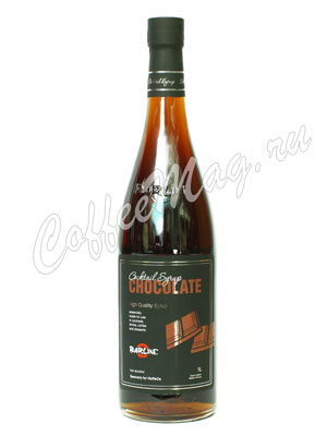 Сироп Barline Шоколад 1 литр