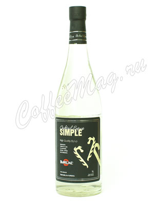 Сироп Barline Сахарный 1 литр