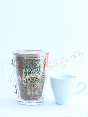 Кофе Maximus Растворимый Columbian 70 гр  (Кружка 350 мл)