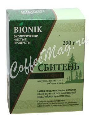 Сахар Bionik Сбитень таежный 200 гр
