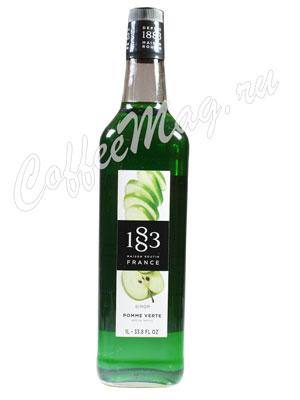 Сироп 1883 Maison Routin Зеленое Яблоко 1 л