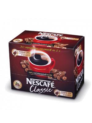 Кофе Nescafe Classic 40 (30*2г)