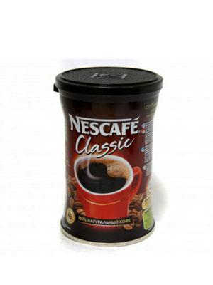 Кофе Nescafe Classic 100 гр ж/б