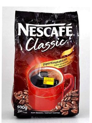 Кофе Nescafe Classic 500 гр