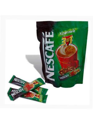 Кофе Nescafe 3 в 1 Крепкий 20 шт по 16 гр