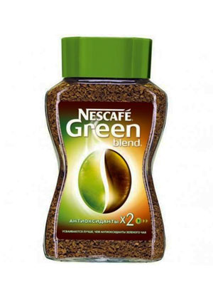 Кофе Nescafe Gold Green Blend 95 гр
