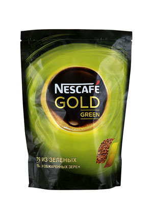 Кофе Nescafe Gold Green Blend 150 гр