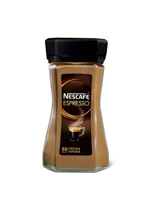 Кофе Nescafe Espresso 100 гр