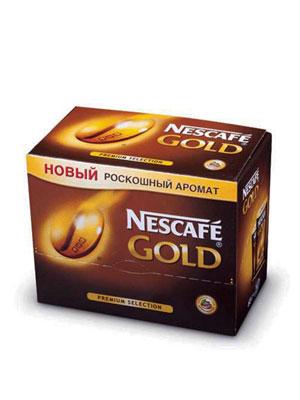 Кофе Nescafe Gold Ergos 30 шт по 2 гр