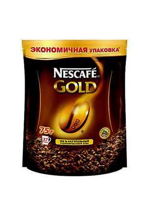 Кофе Nescafe Gold Ergos 75 гр