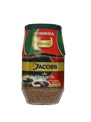 Кофе Jacobs растворимый Monarch Intense 47.5 гр
