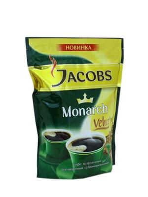 Кофе Jacobs растворимый Monarch Velvet 150 гр