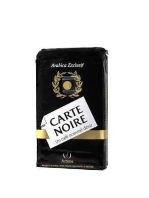 Кофе Jacobs молотый Carte Noire 250 гр особ. помол
