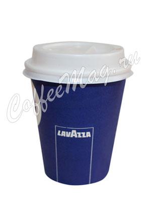 Lavazza чашка одноразовая с крышкой американо 420 мл (50 стаканчиков в комплекте)