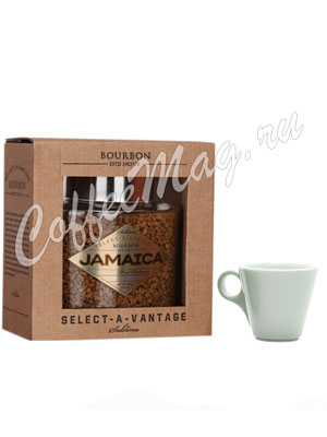Bourbon Select-a-Vantage Jamaica 100 гр