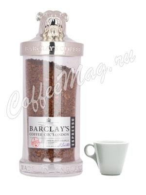 Кофе Barclay`s растворимый сублимированный с добавлением молотого Espresso 100 гр