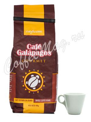 Кофе Cafecom в зернах Galapagos Gourmet 400 гр