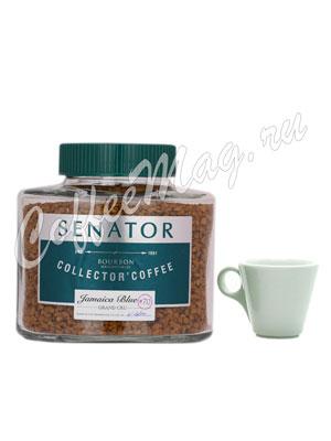 Кофе Senator растворимый Jamaica Blue 90 гр
