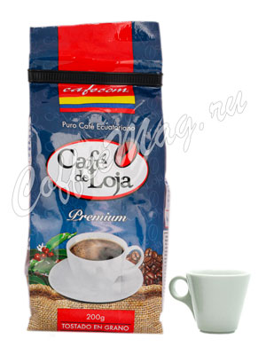 Кофе Cafecom молотый Cafe de Loja Premium