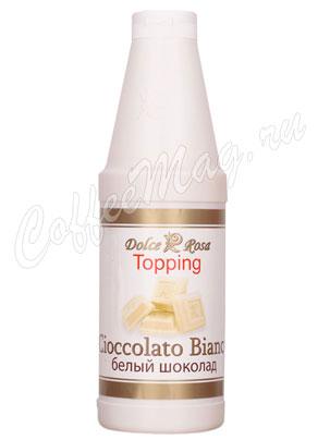 Топпинг Dolce Rosa Белый Шоколад 1 л
