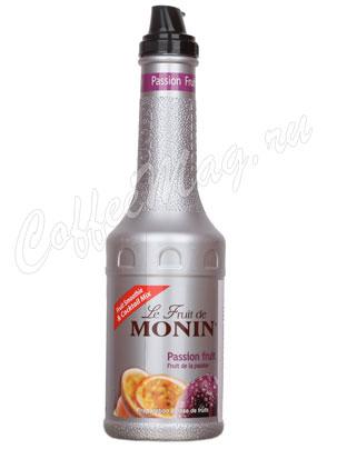 Фруктовое пюре Monin Маракуйя 1 л
