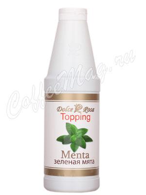 Топпинг Dolce Rosa Зеленая Мята 1 л