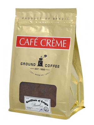 Cafe Creme молотый Brazil 250 гр