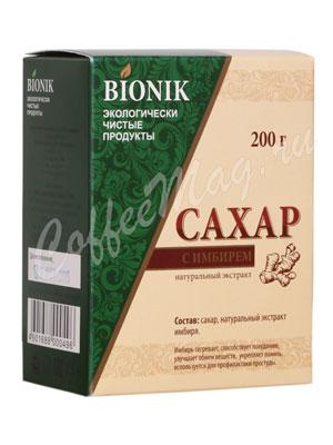 Сахар Bionik с имбирем 200 гр
