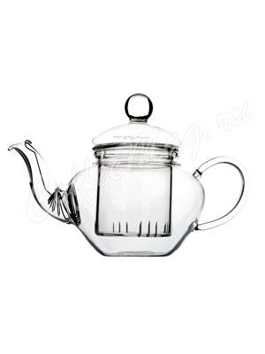 Чайник стеклянный Нарцисс 350 мл