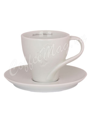 Чашка Julius Meinl Слоновая кость Джамбо для американо 260 мл (фарфор)
