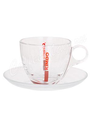 Чашка Kimbo для капучино (стекло)