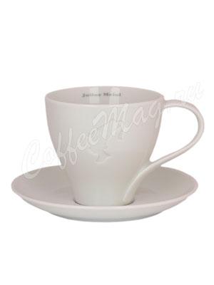 Чашка Julius Meinl для капучино Слоновая кость 140 мл