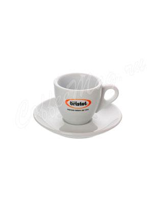 Чашка Bristot для эспрессо (белая) 60 мл