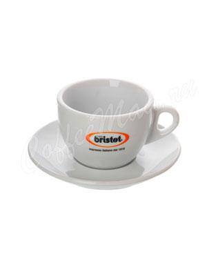 Чашка Bristot для капучино (белая) 150 мл