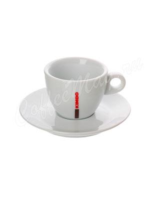 Чашка Kimbo для каппучино фарфор